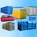 Containers en acier